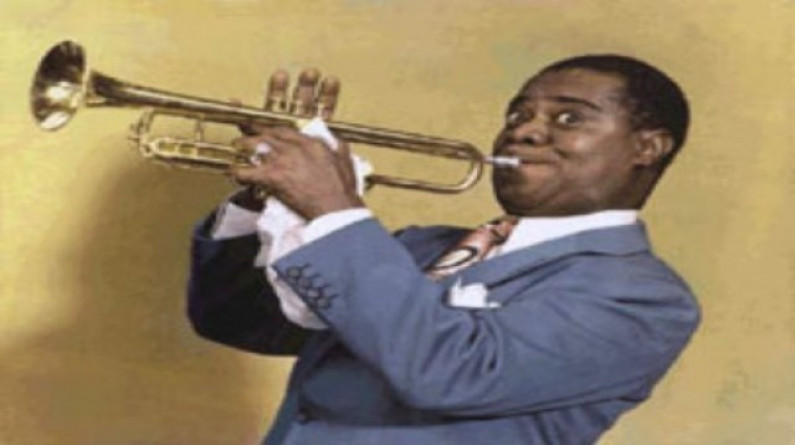 Louis Armstrong – That Lucky Old Sun