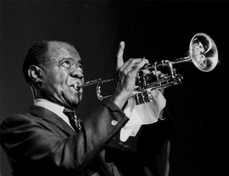 Louis Armstrong – There Must Be a Way