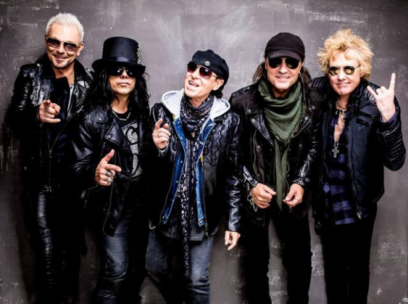 Scorpions – Can You Feel It