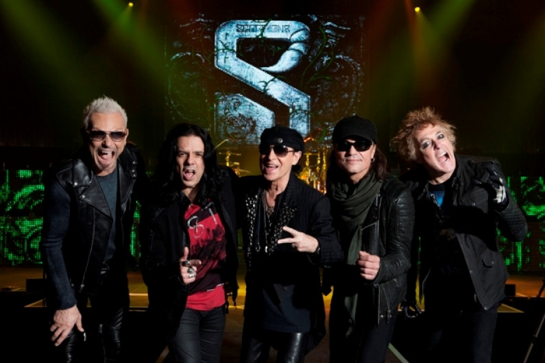 Scorpions – My City My Town
