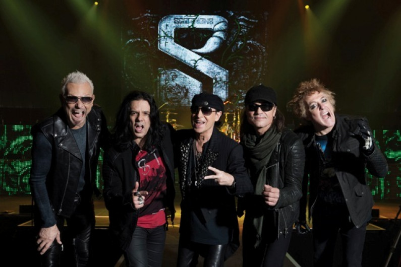 Scorpions – Where the River Flows