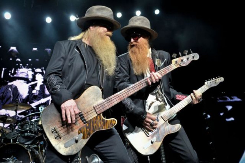 ZZ Top – (Somebody Else Been) Shaking Your Tree