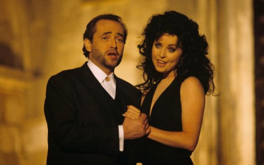 Sarah Brightman and Jose Carreras – Amigos Para Siempre