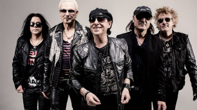 Scorpions – They Need a Million