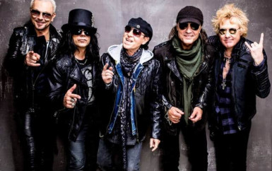 Scorpions – To Be With You In Heaven