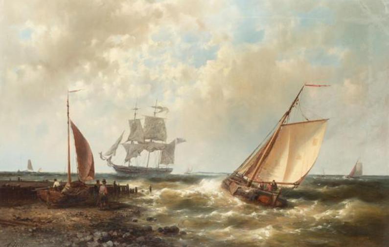Abraham Hulk Senior – Dutch painter