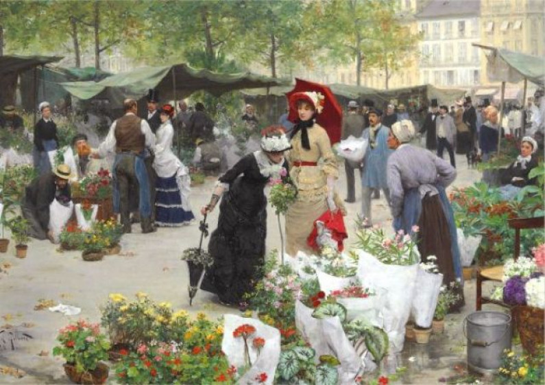 Victor Gabriel Gilbert – French painter