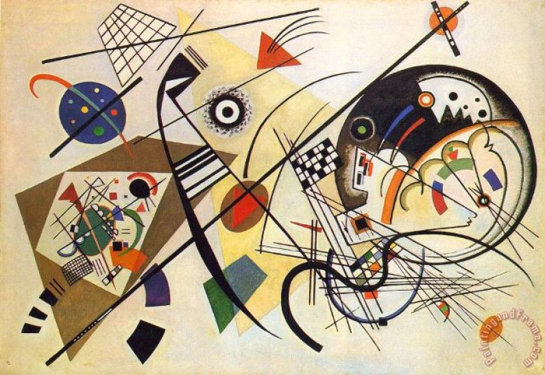Wassily Kandinsky – Russian painter