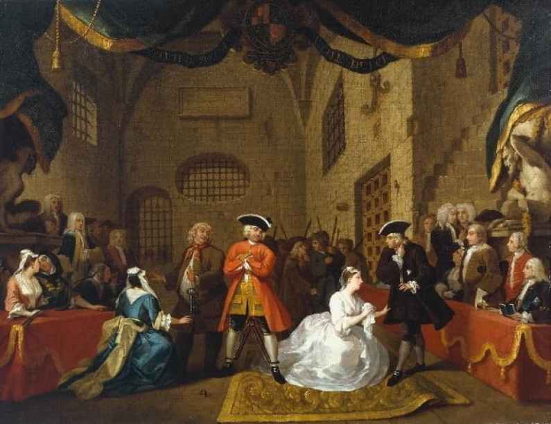 William Hogarth – English painter