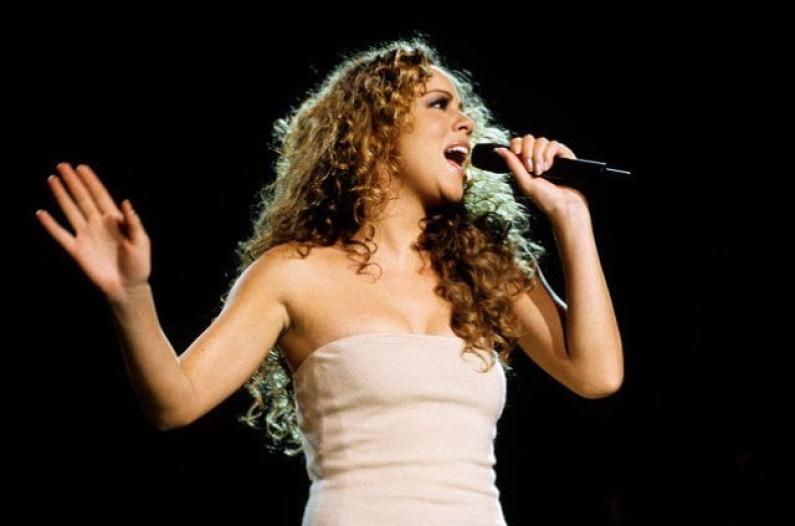 Mariah Carey – I Don't Wanna Cry