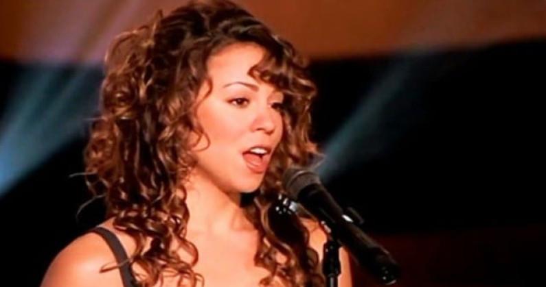 Mariah Carey – Love Takes Time