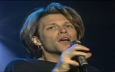 Bon Jovi – In These Arms