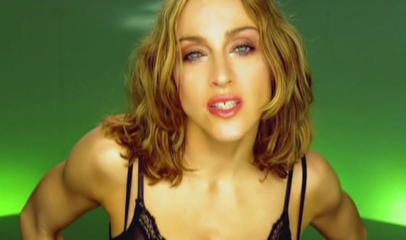 Madonna – Beautiful Stranger