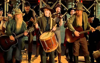 ZZ TOP – Doubleback Back To The Future 3